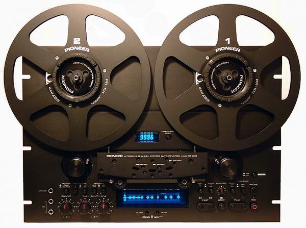 Pioneer RT 909 Schwarz