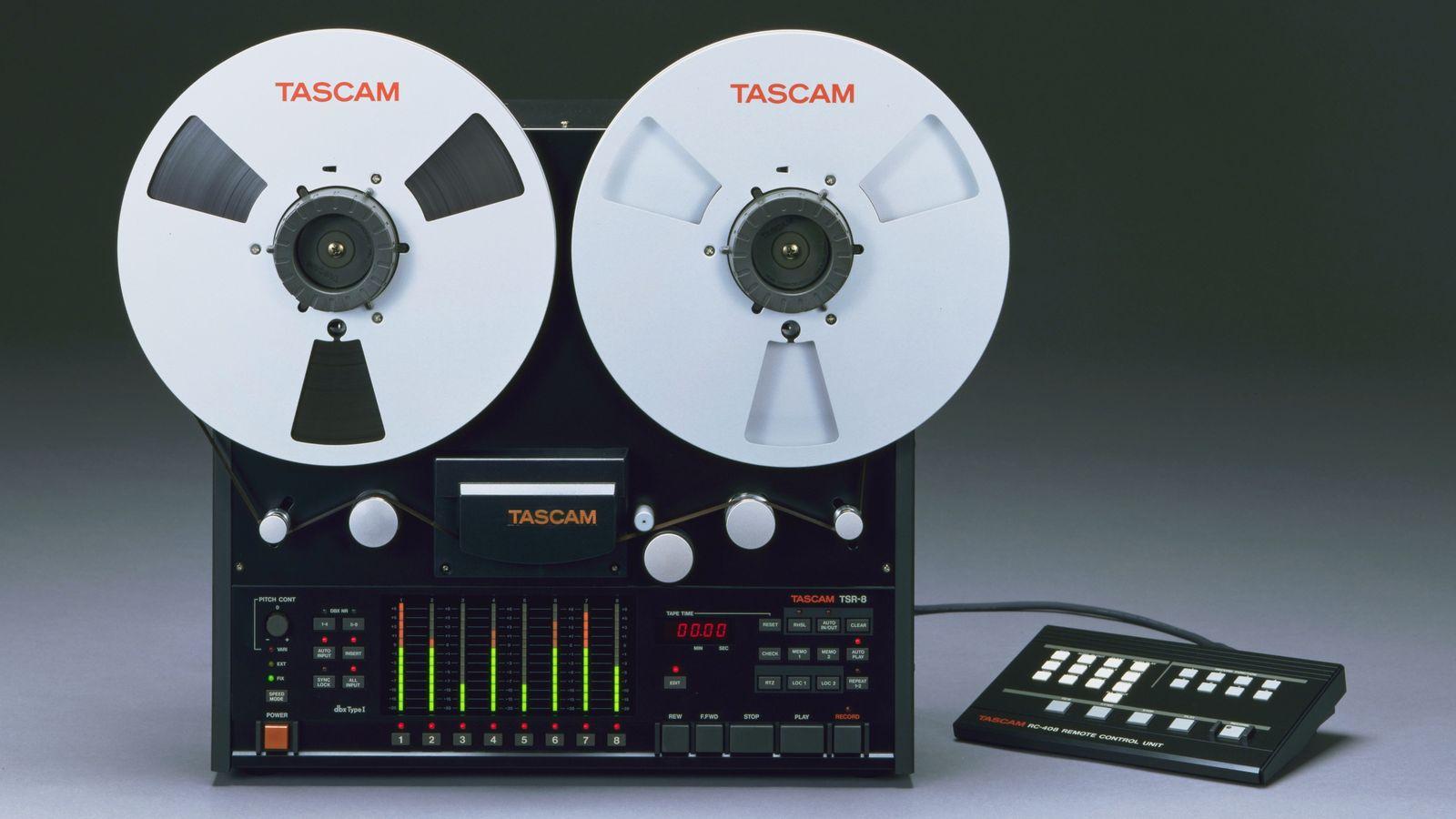 Tascam TSR-8 Studio Bandmaschine